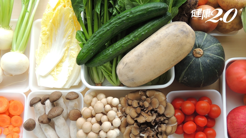 有套袋蔬果沒農藥?有機蔬果無農藥殘留?台大農藥權威來解答