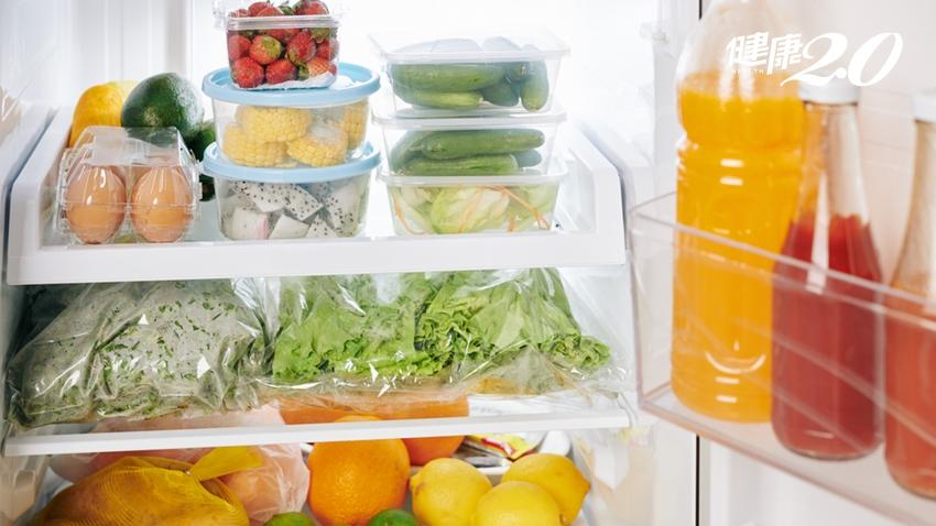 冰箱不要這樣用!蔬果、咖啡豆放冰箱沒問題?毒理學專家:小心愈冰愈毒