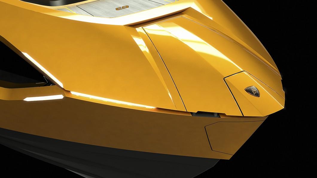 Lamborghini發表總和馬力達4000匹之性能猛獸。(圖片來源/ Lamborghini) Lamborghini最新巨獸 4千匹馬力猛牛震撼登場