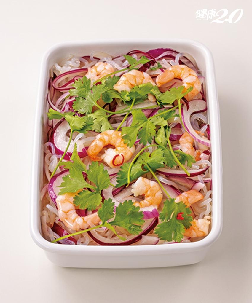 夏日減重好食物!高纖、低醣「蒟蒻絲」熱量僅6大卡 2種吃法開胃又瘦身