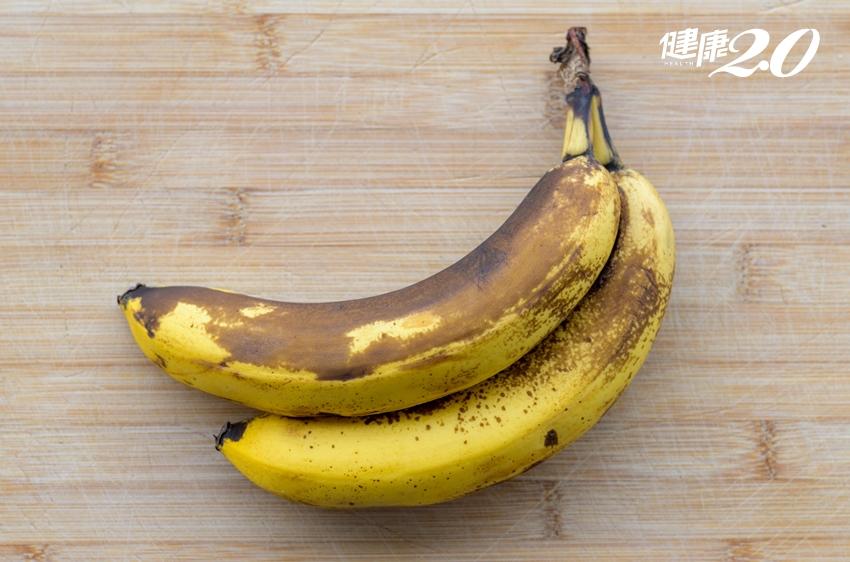 熟香蕉怎麼吃?冷凍後打成泥 自己做冰淇淋不加糖就很好吃
