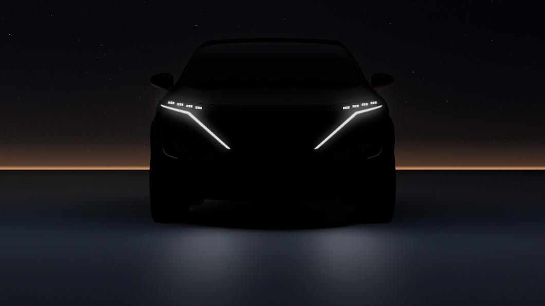 Nissan確定將於7月15日發表Ariya電動休旅。(圖片來源/ Nissan) Ariya確定7月15日發表 Nissan正式進軍電動休旅市場