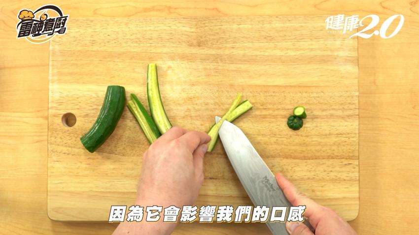 夏天沒食慾?自己做3道涼拌小菜 小黃瓜、大頭菜、百香果南瓜超消暑