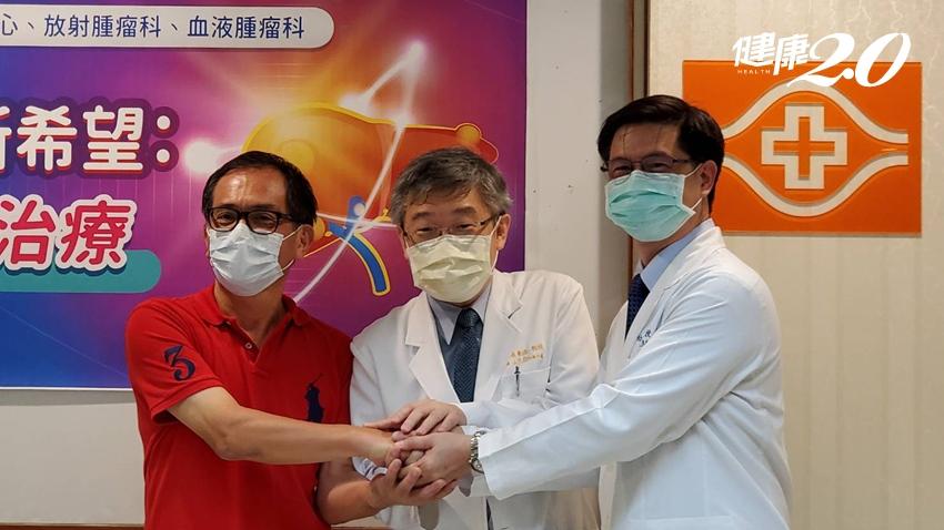 質子合併免疫治療 晚期肝癌病人新希望