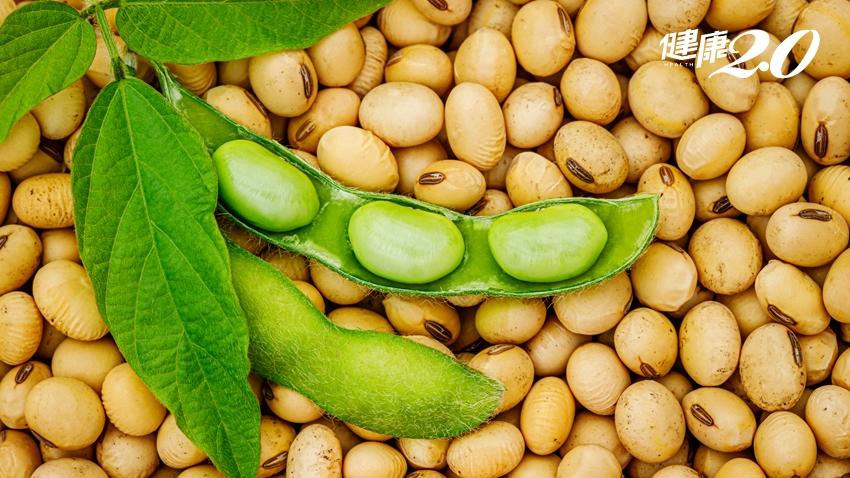 女性必吃的「植物肉」!大豆、毛豆 預防骨質疏鬆、緩和更年期不適