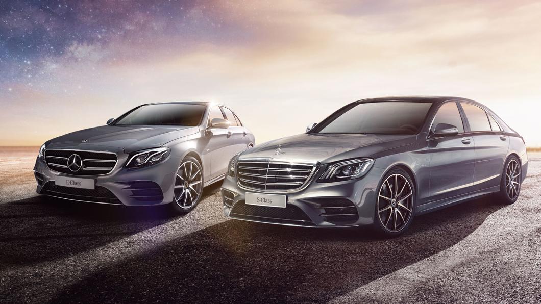 台灣賓士推出S-Class及E-Class全車系60期零利率購車方案。(圖片來源/ M-Benz) S-Class、E-Class購車優惠 七月入主享配備升級與零利率