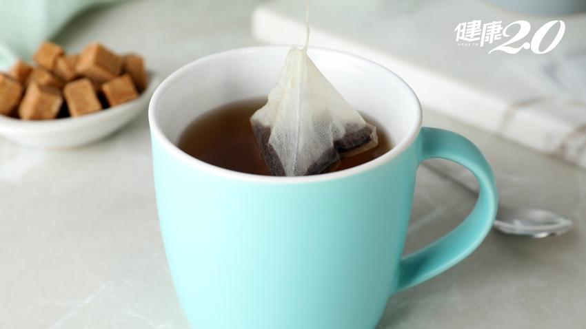 這樣泡茶不對,茶多酚都沒了!「泡茶1關鍵」醒腦提神、增加骨密度