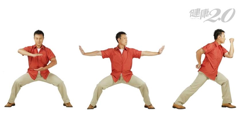 1招保養心血管!「倒拽九牛尾勢」調節血壓、紓解壓力 預防心血管疾病