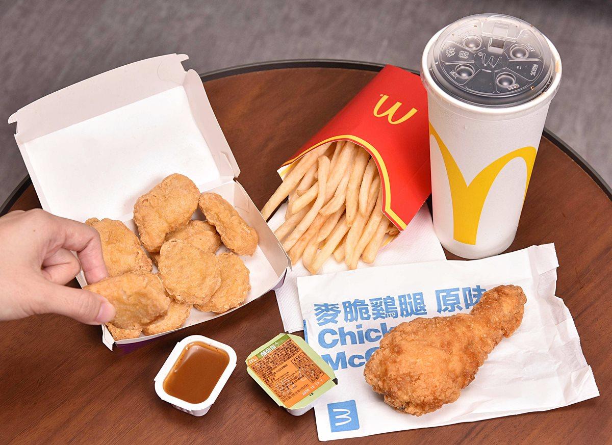 +19元多6塊麥克雞塊!麥當勞推3款「深夜食堂」夜貓優惠,配韓風炸雞腿現省32元