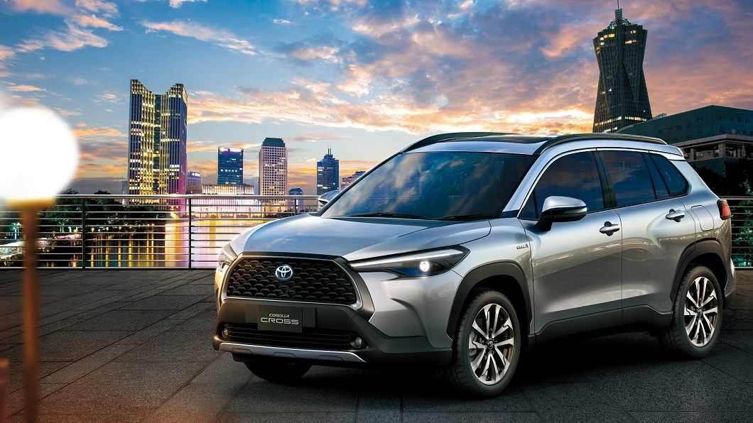 Toyota Corolla Cross將直指國產小型CUV銷售王座。(圖片來源/ Toyota) Kicks王座不保? Corolla Cross劍指國產CUV王座