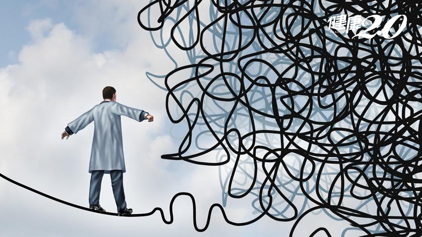 壓力有毒!有效解除壓力,專家「1招」調節自律神經