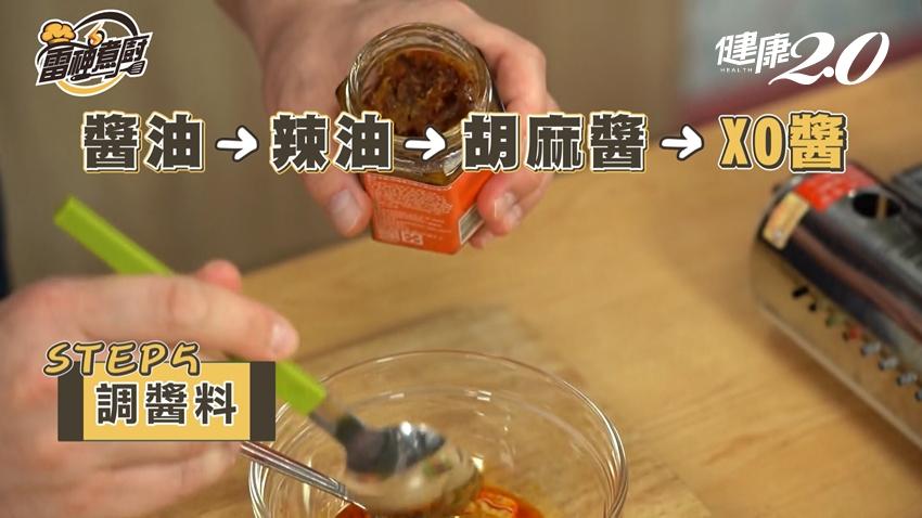 泡麵怎麼煮最Q彈?雷神主廚公開煮泡麵秘訣 教你用泡麵做夏日消暑涼麵