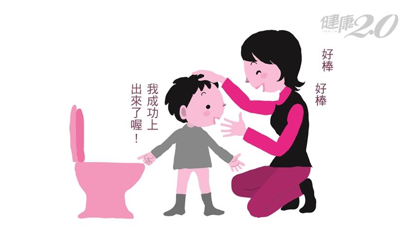 孩子幾歲可以自己上廁所?專家曝孩子戒尿布2關鍵秘訣