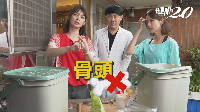 正確堆肥這樣做!鄭凱云教你廚餘變黃金 果蠅蟑螂不再來!