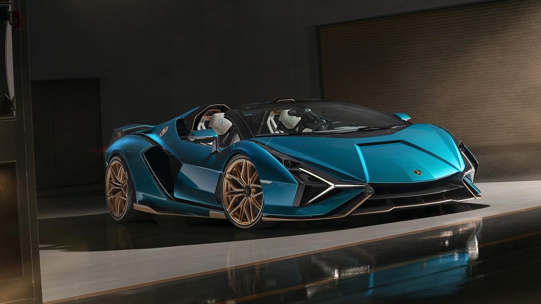 限量19輛 Lamborghini Sián Roadster發表即完售