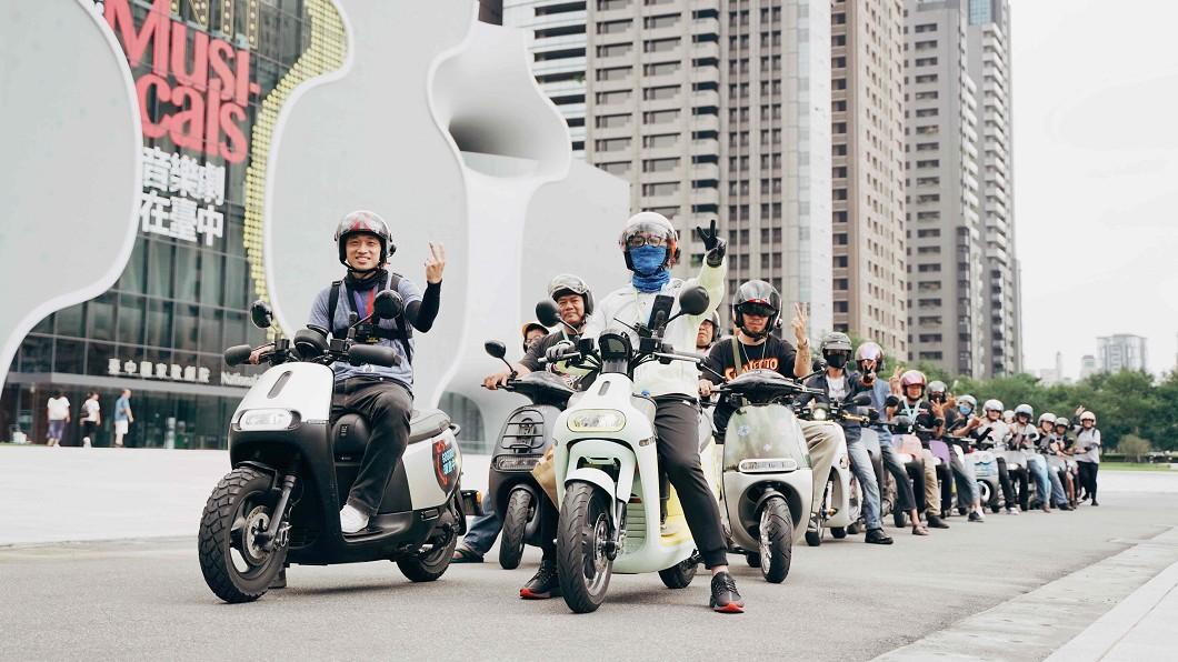 Gogoro 與積極推廣國旅的預訂平台KLOOK聯手,結合特殊豐富的私房景點與體驗。(圖片來源/ Gogoro) Gogoro聯手KLOOK 推出六大輕旅行路線