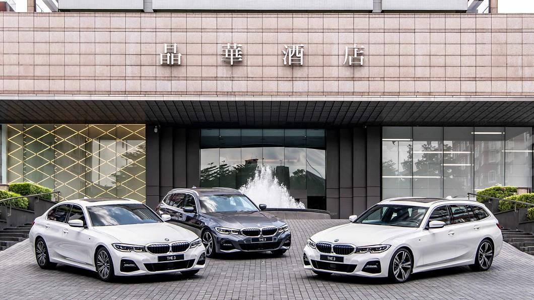 BMW總代理汎德於今年夏天與晶華國際酒店集團與台中日月千禧酒店合作,推出「BMW仲夏遊 –THE 3體驗之旅」。(圖片來源/ 汎德) BMW總代理汎德與頂級飯店聯手 推出3系列體驗之旅