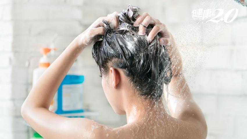 掉髮、頭皮屑、頭皮出油…你該選「洗髮精」不是「洗髮乳」 4種髮質正確選
