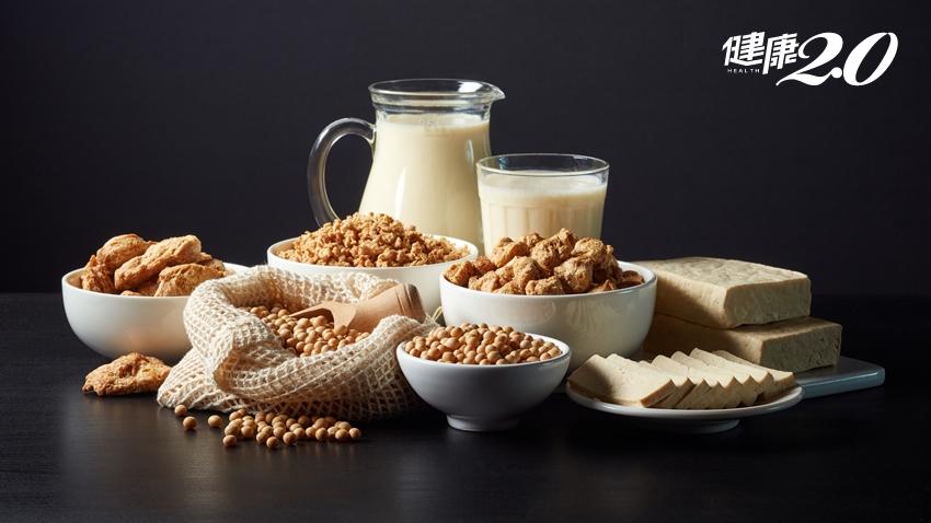 「黃豆」最佳減脂減重食物!黃豆、豆腐、豆干、豆漿哪個最營養?