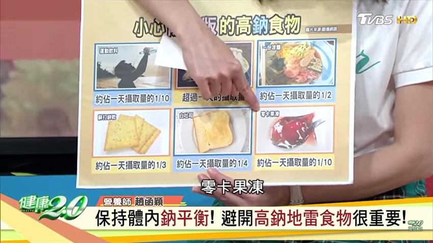 吃涼麵當心血壓飆!營養師點名6種「夏日隱藏版高鈉食物」
