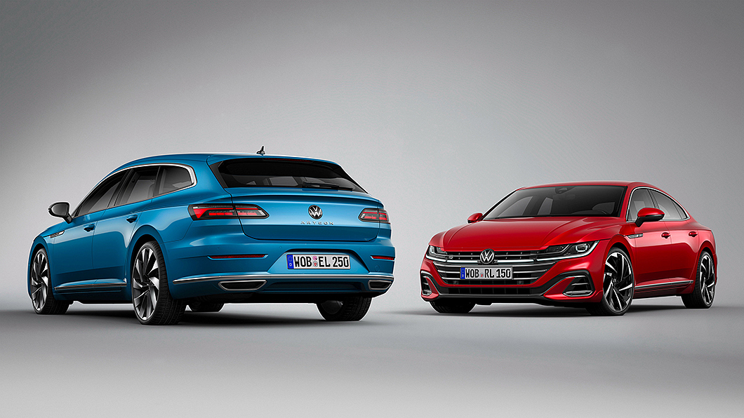 Volkswagen Taiwan確認小改款Arteon將於年底前導入,Arteon Shooting Barke亦將同步登陸台灣。(圖片來源/ Volkswagen) VW小改Arteon確定年底導入 獵跑車型同步引進