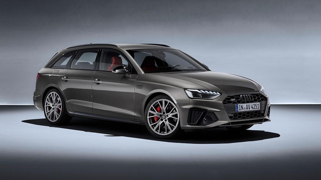 小改款A4與A4 Avant預售正式起跑,預計第三季在台灣發表上市。(圖片來源/ Audi) 預售價206萬起標配ADAS與輕油電 小改A4預計第三季上市