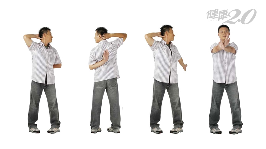 膀胱不好腰背毛病多!「九鬼拔馬刀勢」健壯筋骨關節 遠離腰痠背痛