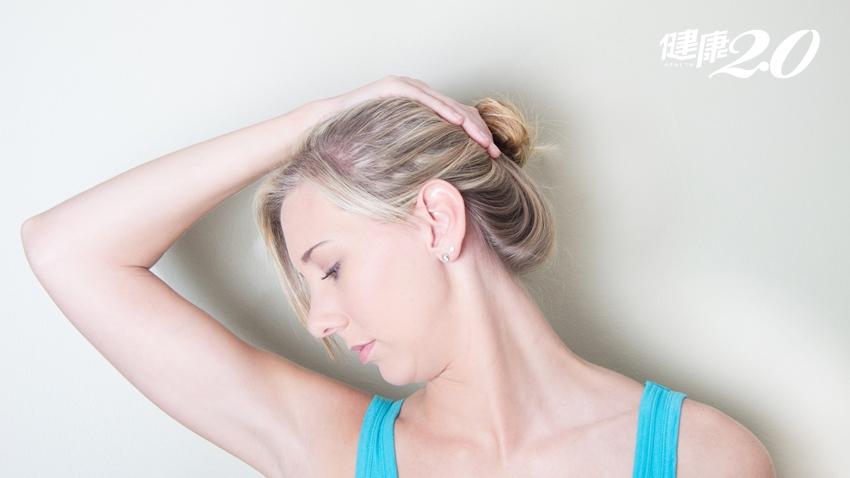 睡覺時冷氣太強也會落枕!2種伸展運動舒緩疼痛
