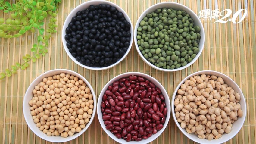 吃豆類可以減肥?吃錯會變胖!3大豆類吃對降血糖、顧血管、助減重