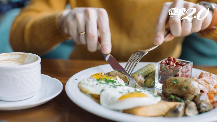 吃早餐不容易變胖!不吃早餐的人 用這招也能減重