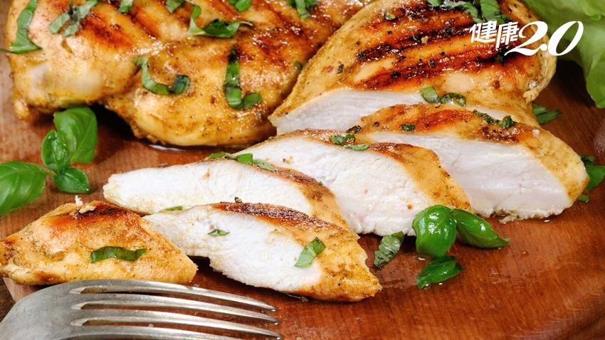 雞胸肉低脂高蛋白是減重最佳食材!韓料理專家傳授4技巧去腥味、鎖住肉汁與軟嫰