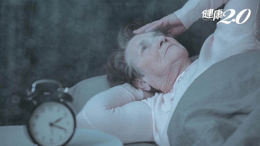 年紀愈大睡愈少,需要就醫治療嗎?導致你失眠症的6個答案