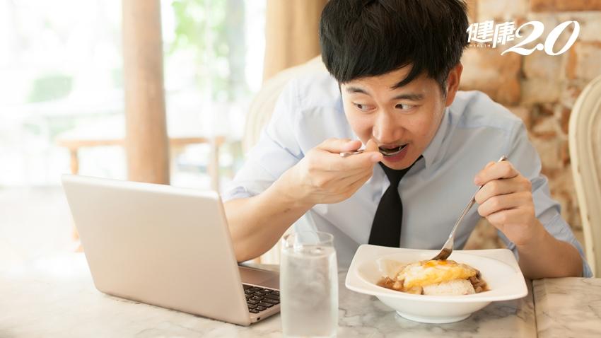 胃食道逆流少碰牛奶、奇異果!吃太快、太晚吃也會「火燒心」