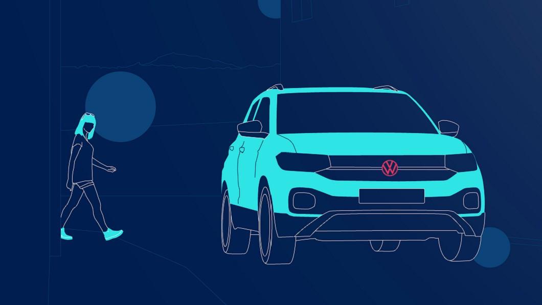 IIHS研究指出SUV對於行人安全威脅可能大過於房車車型。(圖片來源/ Volkswagen) SUV是行人殺手? 美國研究:SUV對行人有更高風險