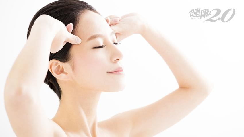 每天5分鐘「眼睛回春」!護眼9穴位有效:改善眼壓、防青光眼、飛蚊症