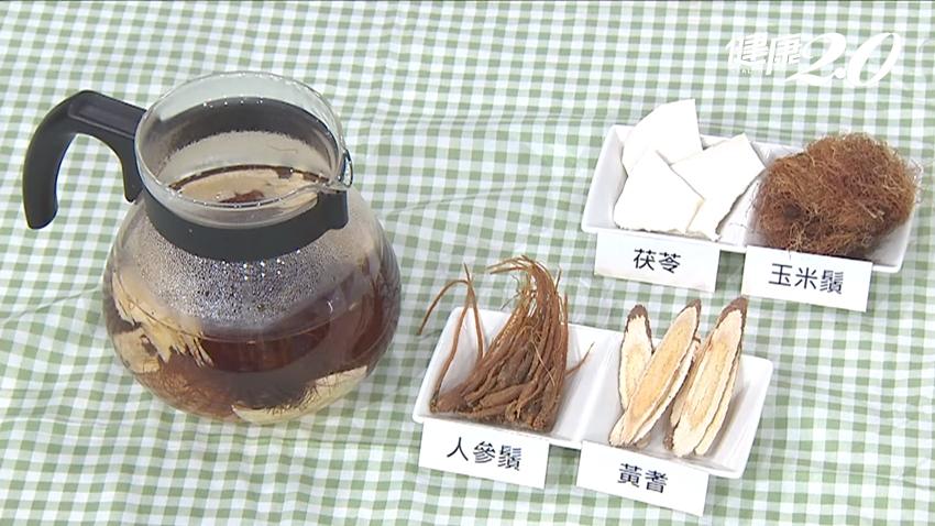 又濕又熱!吳明珠推薦「補陽茶」 消水腫、抗暑熱、健脾祛濕