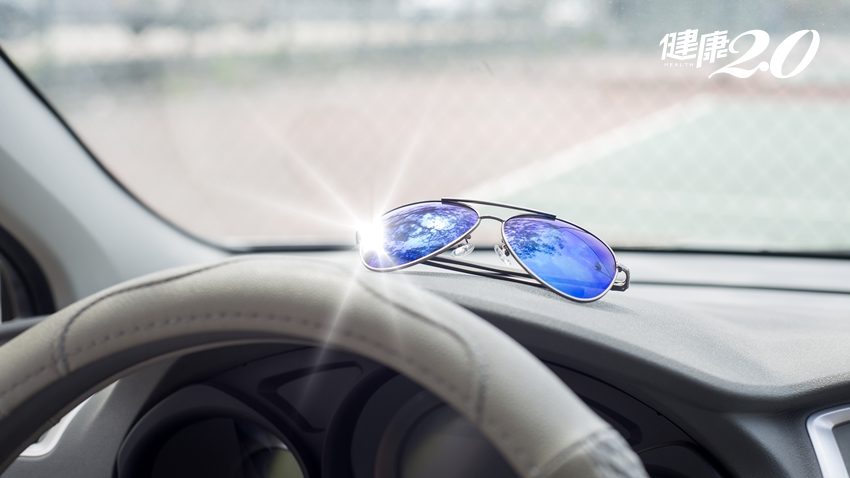 5種危險物品不要放車上!夏天太陽直射小心「火燒車」