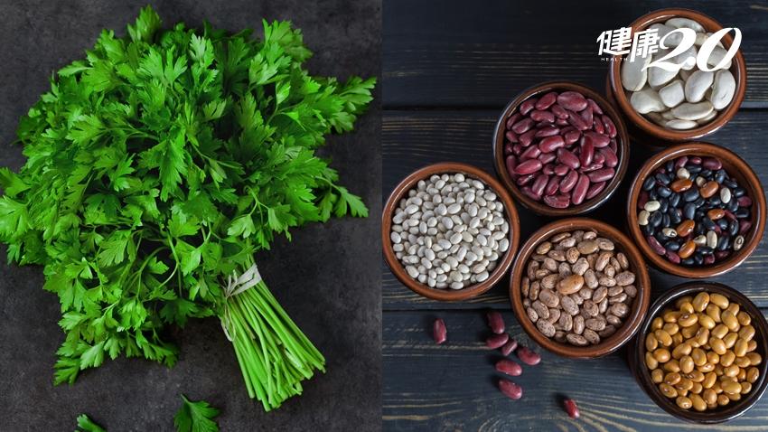 香菜排重金屬、豆類淨化消化道!多吃7大排毒蔬菜 預防癌症、慢性病