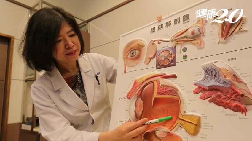 主播陳雅琳視網膜剝緊急開刀!必知視網膜剝離三徵兆,每天花10秒自我檢查
