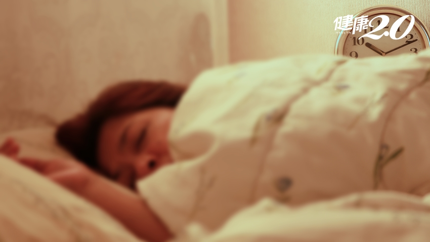 睡不好恐是腦部退化!醫師公開4種睡眠障礙、原因、治療方式