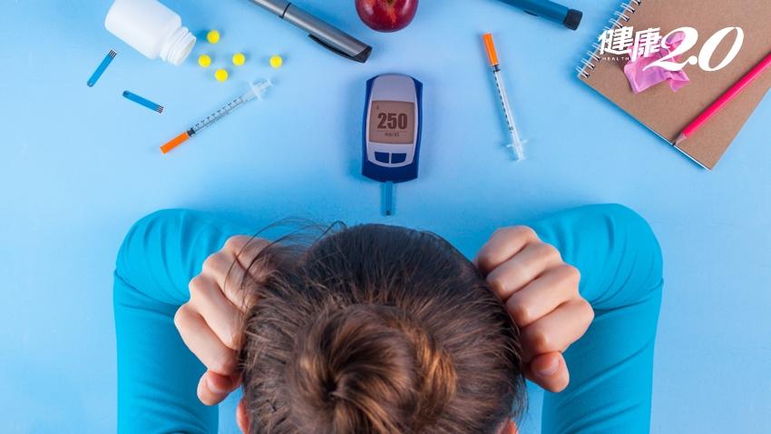 糖尿病罹癌風險高2倍!降血糖藥何時可停藥?何時該打胰島素?