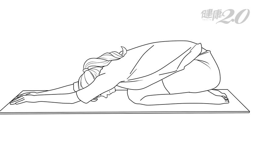養護「大椎」遠離手麻、背痛、心肺異常!學貓伸懶腰、按2穴