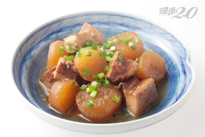 不必熬高湯!燉煮南瓜、蘿蔔排骨、大頭菜也能軟嫩又入味
