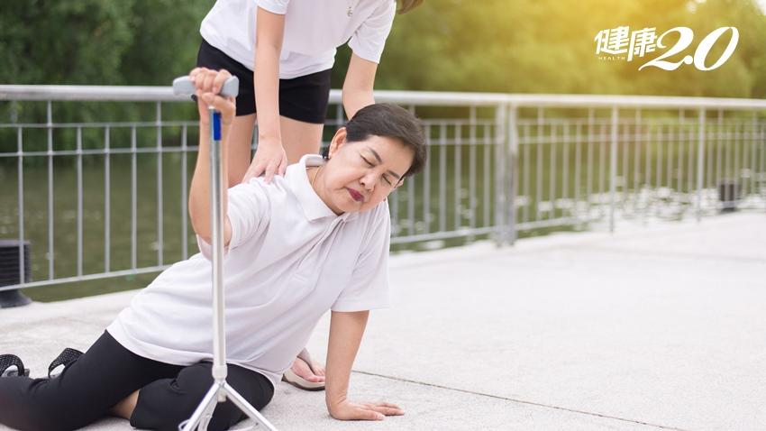 李前總統2年前曾跌倒!長者最怕跌,醫師教你全方位「不倒翁」對策