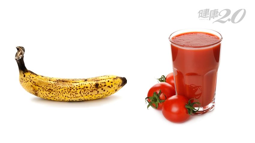 日醫教你吃對水果!香蕉有斑點防癌效果強大 早上喝番茄汁吸收率最高