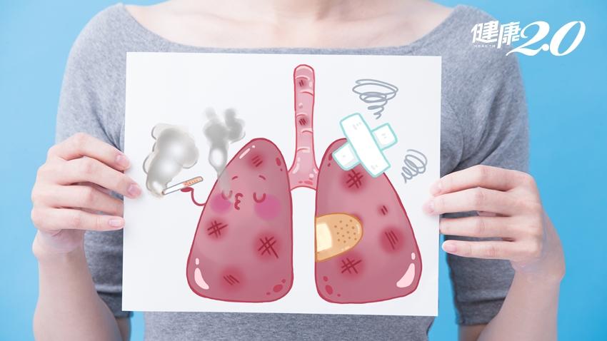 老菸槍父親因肺癌過世 不吸菸的姊妹倆多年後也「中獎」