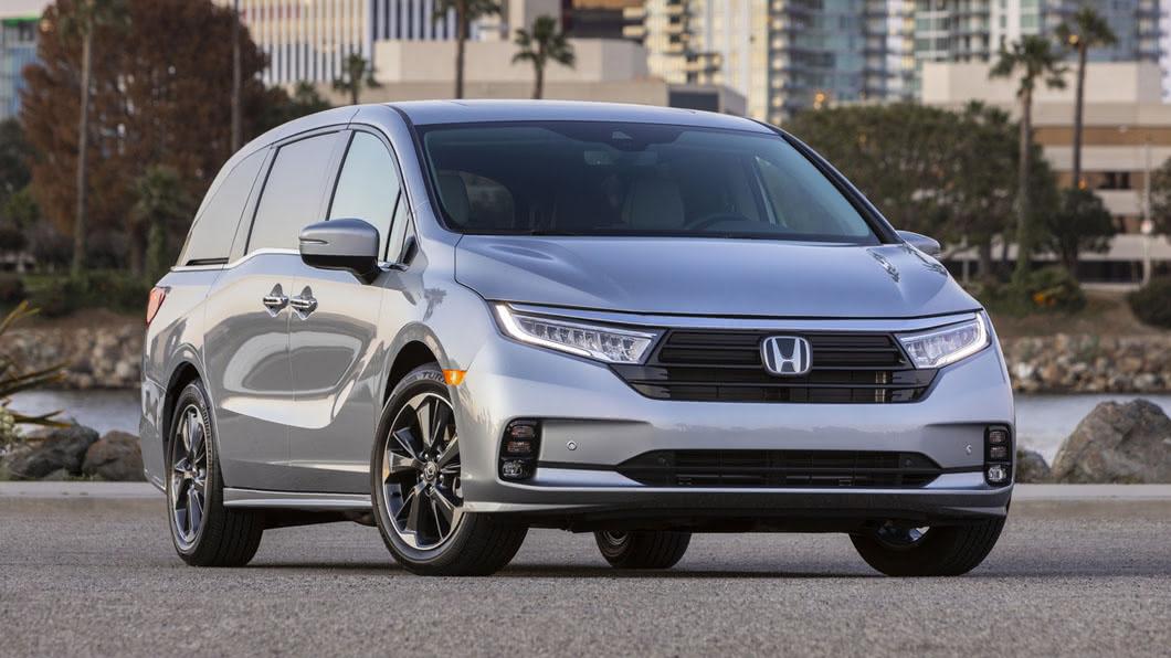 Honda Odyssey在北美市場一直都有相當亮眼的銷售成績,近10年來都是北美地區最暢銷的小型廂型車。(圖片來源/ Honda) 21年式美規Honda Odyssey升級登場 將搭載後座提醒系統