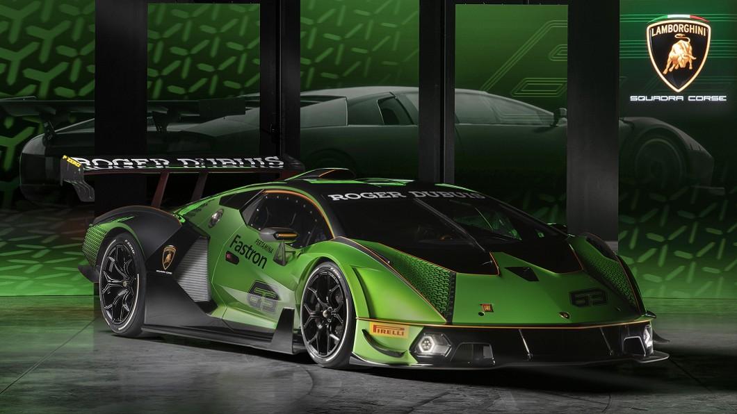 Lamborghini最強V12車款Essenza SCV12正式亮相。(圖片來源/ Lamborghini) 終極操控機器Essenza SCV12亮相 全球限量40輛賽道專屬