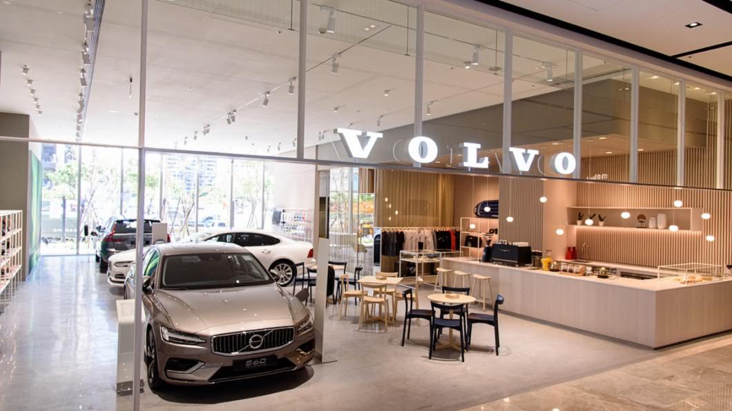 Volvo Downtown正式營運 國內首座符合瑞典原廠規範的展間!