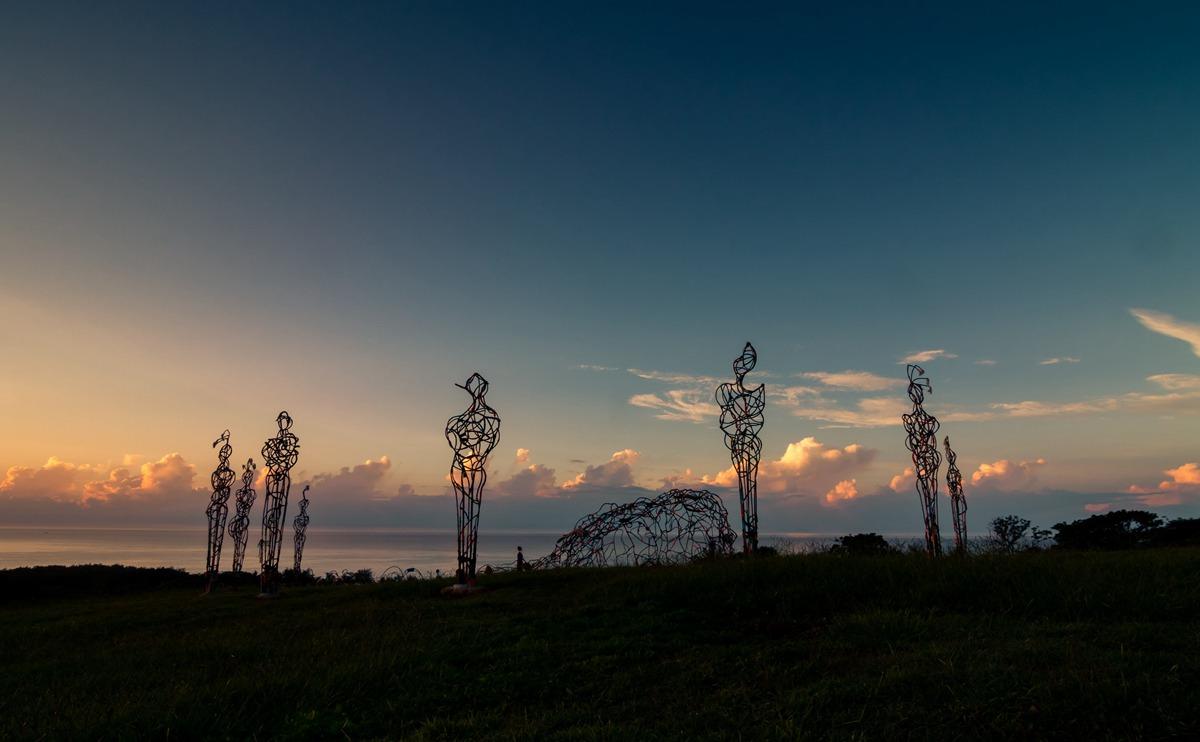 超夢幻太平洋「月光海」此生必看!東海岸大地藝術節拍美照、聽音樂、逛市集全部免費